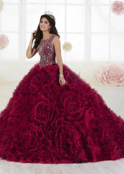 Quinceanera Gown House of Wu 26906